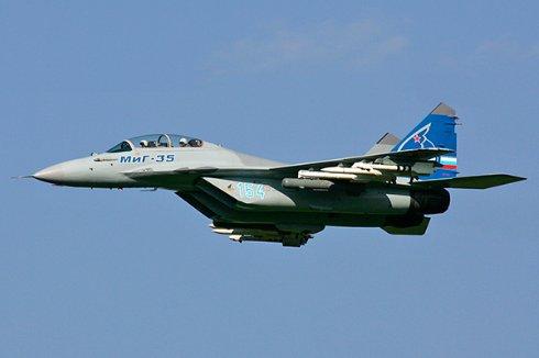 Российские истребители МиГ-35 получат новейшую электронику