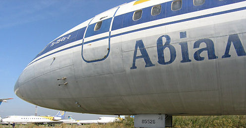Авиабилеты в Украине в феврале подорожали в два раза