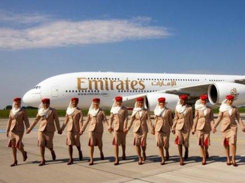 Emirates Group объявила набор 11 тысяч новых сотрудников