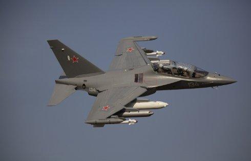 Пять новейших учебно-боевых самолетов Як-130 приняты в ВВС РФ