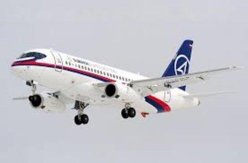 «Аэрофлот» получил восемнадцатый SSJ100