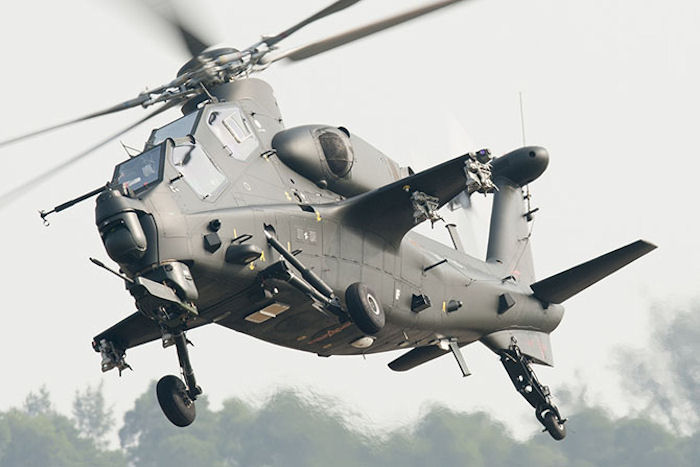Лучшие военные вертолеты (ФОТО)