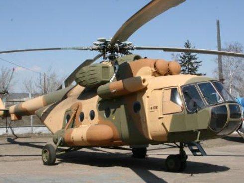 Вертолет Ми-171Е прошел серьезную модернизацию