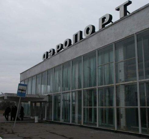 Аэропорт Бердянска готовят для приема российских военных самолетов