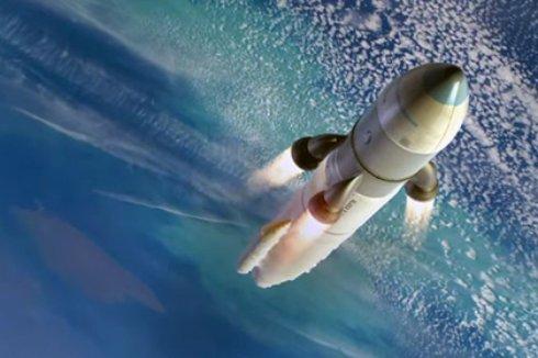 Спутники решили запускать с истребителей F-15