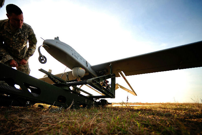 Войны будущего: беспилотники в зоне боёв