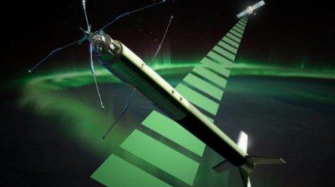 Ракета ICI4 изучит северное сияние и его влияние на Землю