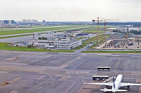 Петербургский аэропорт признали лучшим в Европе