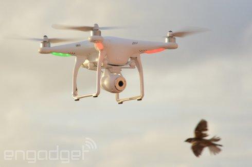 Секретная служба США начнет проверять дроны около Белого дома