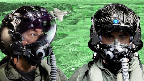 Шлем истребителя F-35 стоит $600 000