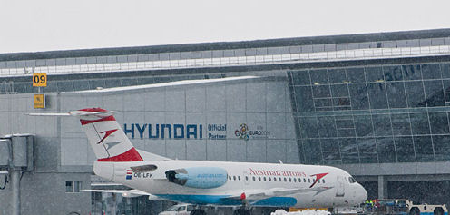 Austrian Airlines откроет рейс Вена-Одесса с 30 марта