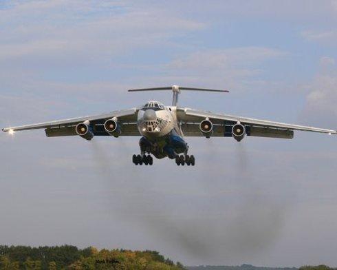 Истребители НАТО перехватили российский самолет Ил-76