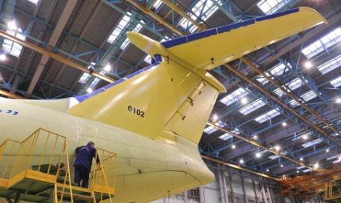 В России начали разрабатывать боевой самолет шестого поколения