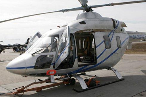 Производство легких вертолетов наладят в Башкирии