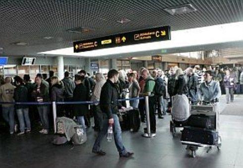 В январе Рижский аэропорт обслужил на 3,7% больше пассажиров