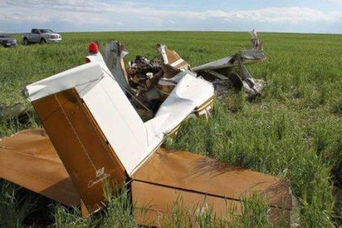 Селфи привело к крушению самолёта