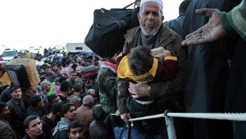 ОАЭ отправят в Ливию три самолета с гуманитарной помощью