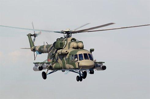 Вертолет Ми-8 совершил жесткую посадку в Улан-Удэ во время испытаний
