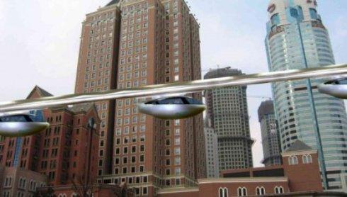 В Израиле появится воздушное такси, которое будет перевозить пассажиров со скоростью 240 км/час