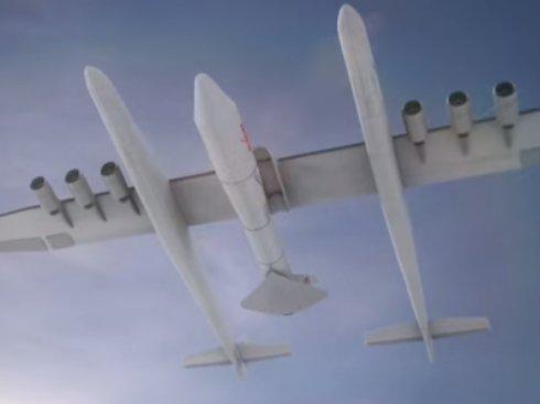 Размах крыльев – 117 метров. В США собирают «самолет-монстр» (ВИДЕО)