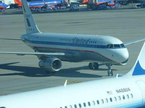 United Airlines сэкономит топливо за счет отключения ВСУ