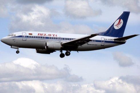«БелАвиа» в апреле получит новый Boeing 737 NG
