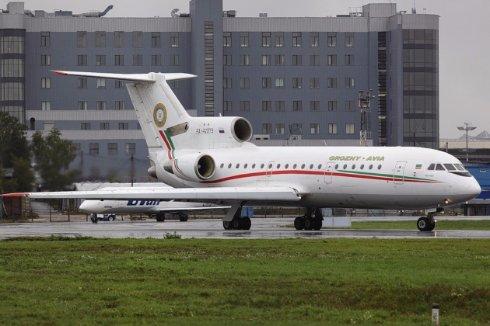 Из Екатеринбурга в Грозный с 7 апреля начнёт летать авиакомпания «Грозный Авиа»