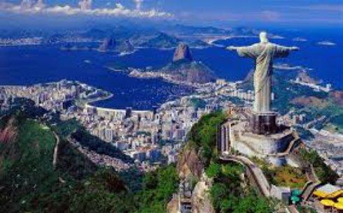 Летим в Бразилию на самолете