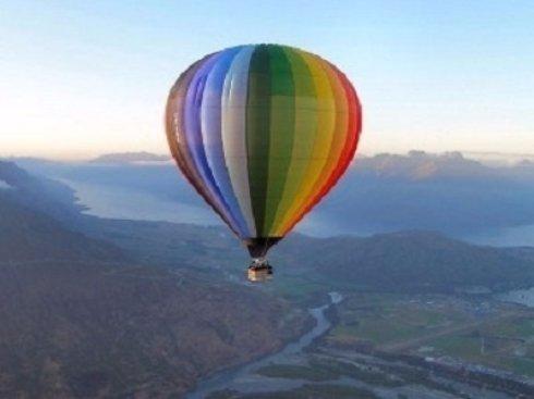 Китайцы построили гигантский воздушный шар
