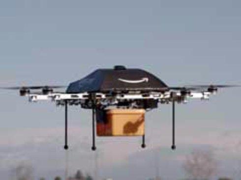 В США полным ходом разворачивается доставка товаров дронами