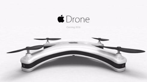 Apple представила свой первый беспилотник (Видео)
