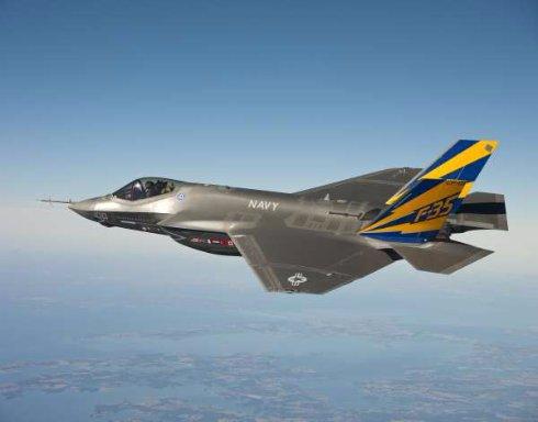 Американский истребитель F-35 получит секретное кибероружие