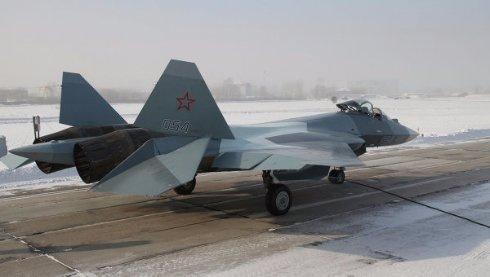 Новейший истребитель пятого поколения появится у России