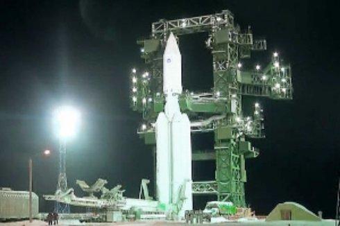 Минобороны РФ требует разработки сверхмощной тяжелой ракеты «Ангара»