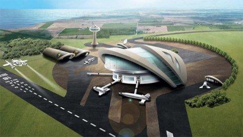 Инновационный космопорт совершит революцию в туризме