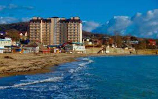 Сравнительно новый курортный посёлок – Джубга!
