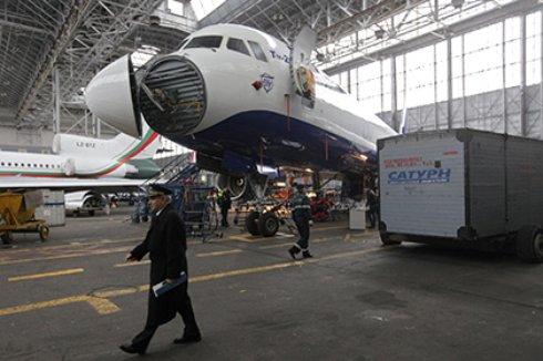Самолет Ту-214 оснастят комплексом радиоэлектронной борьбы «Порубщик»