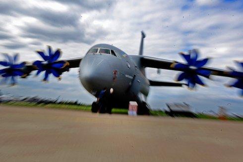 Украинский Ан-70 полетит мимо России в Иран