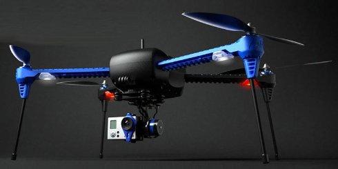 Создан автоматический дрон-видеооператор