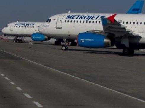 Авиакомпания Metrojet отказалась от эксплуатации четырех самолетов