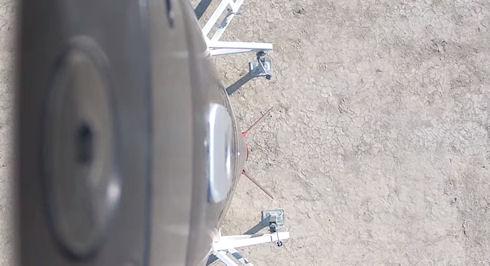 Преодолевая гравитацию: самодельная ракета выходит в открытый космос (Видео)