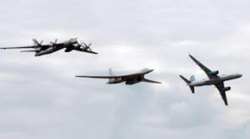 Над Балтикой распознали российский самолет