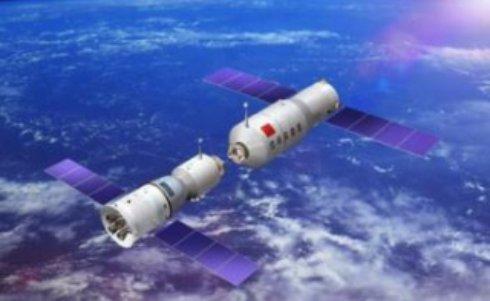 Китай запустит в космос собственную орбитальную станцию