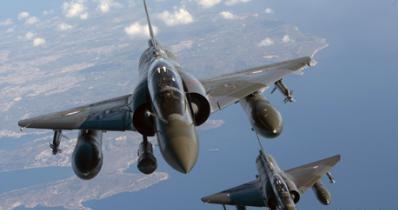 Два истребителя НАТО провели тренировочный полет над Эстонией