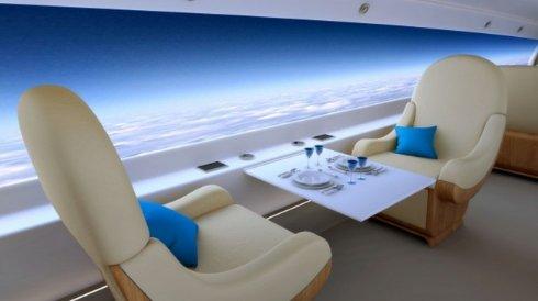 Самолет будущего (Фото)