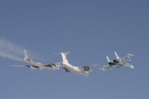 Истребители НАТО перехватили российский самолет-заправщик над Балтикой