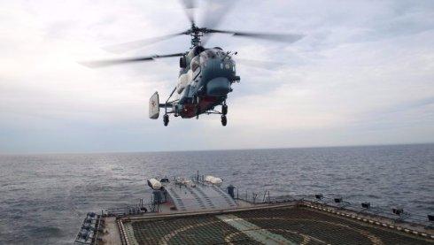 «Вертолеты России» модернизируют Ка-27 для ВМФ к концу 2015 года