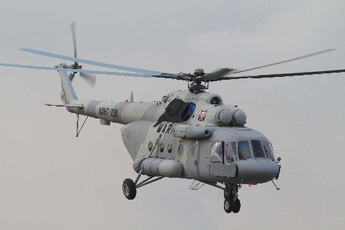 Вертолет помог задержать браконьера, убившего лося