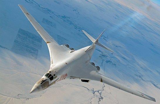 Белый лебедь с ядерным потенциалом: сверхзвуковой бомбардировщик Ту-160