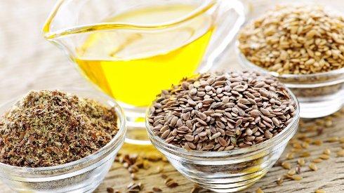 Как употреблять семена льна?